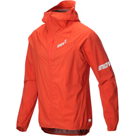 inov-8 AT/C Løpejakke Herre Orange/rød